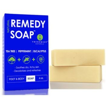 7. Remedy Natural Tea Tree Oil Soap Bar