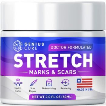 #7. Stretch Marks & Scar Defense Cream