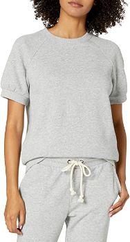 8. Amazon Brand - Goodthreads Women's Blouson Short-Sleeve Shirt