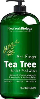#8. Antifungal Tea Tree Body Wash