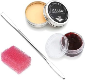 8. CCbeauty Special Effects Stage Makeup Wax (1.16 Oz)