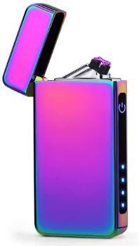 #8. Leejie Dual Arc Electric Lighter