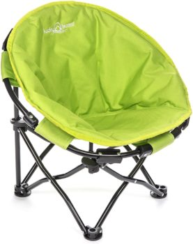 #8. Lucky Bums Moon Camp Chair