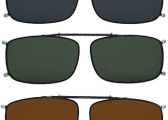 Top 10 Best Clip-on Sunglasses in 2021 Reviews