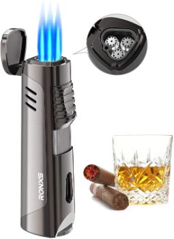#9. RONXS Windproof Lighter