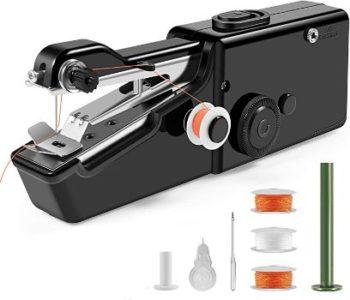 #9. SiddenGold Handheld Sewing Machine