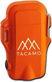 #9. TACAMO H2 Dual-Head Tesla Plasma Arc Lighter