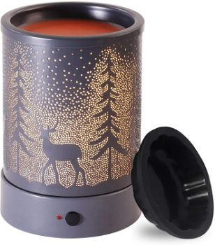 #9. kanlarens Candle Warmer Lamp