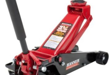 #1. BLACKHAWK B6350 Floor Jack