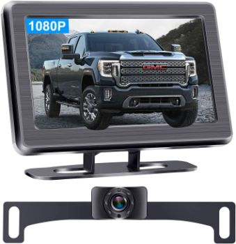 #10 DoHonest Backup Camera and Monitor Kit HD 720P