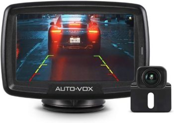 #3 AUTO-VOX CS-2 Wireless Backup Camera Kit