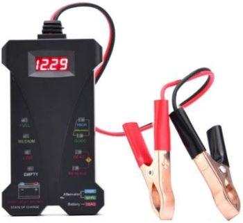 #4. AUTDER Car Battery Tester