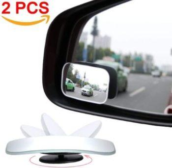 #5. AmFor Blind Spot Mirror