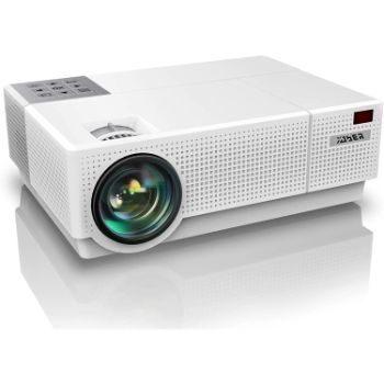 5. YABER Y31 Native 1920x 1080P Projector