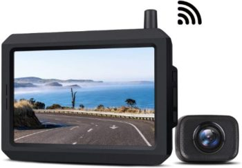 #8 Wireless Backup Camera Kit (BOSCAM K7)
