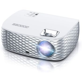 8. GooDee BL98 Native 1080P HD Video Projector