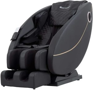 1. BestMassageZero Gravity Full Body Electric Shiatsu Massage Chair Recliner