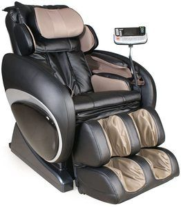 3. OsakiOS-4000 Zero Gravity Heated Reclining Massage Chair Upholstery