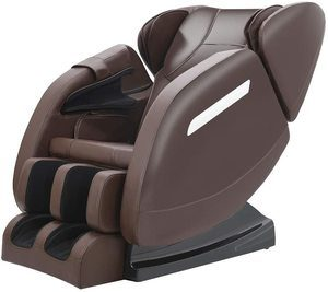 6. Full Body Massage Chair,Zero Gravity Shiatsu Recliner with Air Bags
