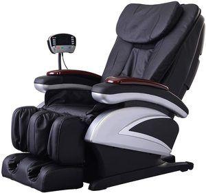 8. BestMassageFull Body Electric Shiatsu Massage Chair Recliner