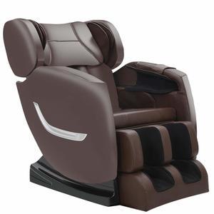 9. Full Body Electric Zero Gravity Shiatsu Massage Chair with Bluetooth