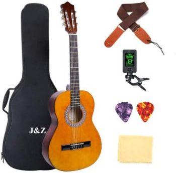 1. Beginner Guitar Acoustic Classical Guitar