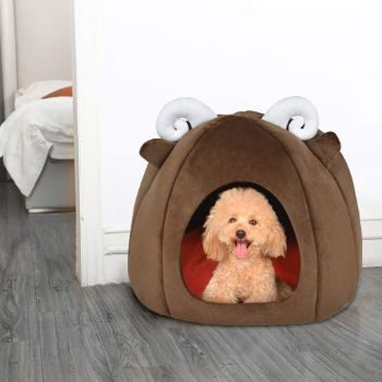 2. Bravetoshop Foldable Pet Tent