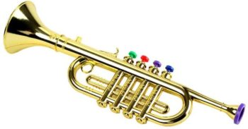 3. Milisten Kids Trumpet Music Toy
