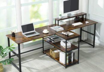Top 10 Best Long Desks In 2021 Reviews
