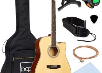 Top 8 Best Acoustic Guitar Starter Kits Reviews in 2021