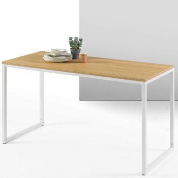 9. Zinus Jennifer Office Desk, 55 Inch