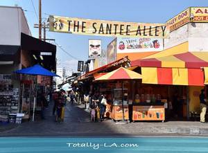 15. The Santee Alley