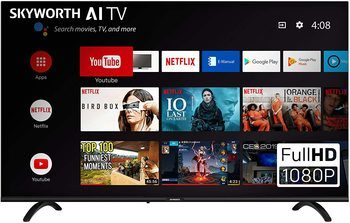 4. SKYWORTH 40 inch smart TV