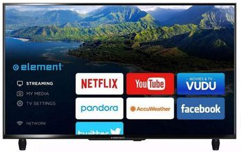 7. Element Class FHD 40 inch Smart TV
