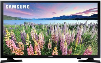 9. Samsung Flat 40 inch Smart TV