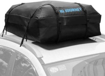 #10. Tchipie Car Rooftop Cargo Carrier Bag