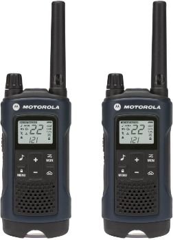 #6. Motorola Talkabout T460 Rechargeable Two-Way Radio Pair