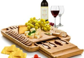 Top 10 Best Cheese Board Sets in 2021 Reviews